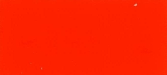 A0831-S RED FLUORESCENT 0831 AVERY SPECIALTY FILM